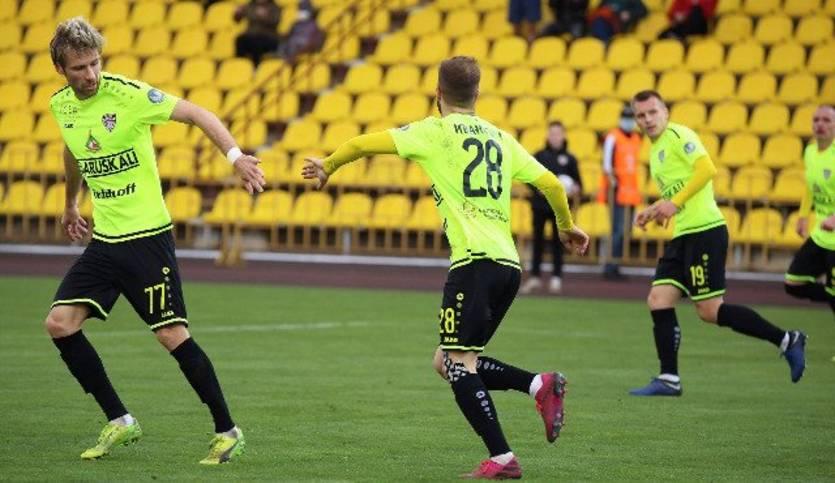 Кубок Беларуси по футболу: в первых полуфиналах фавориты возьмут своё