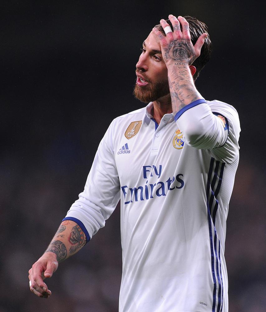 Серхио Рамос, Реал Мадрид