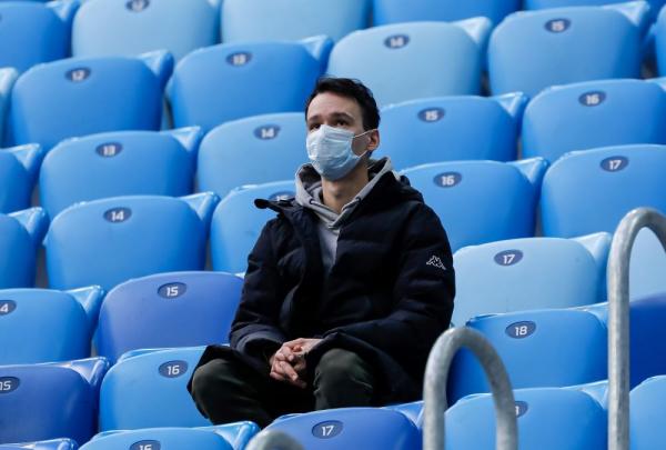Трибуны на стадионах сильно изменились под влиянием пандемии