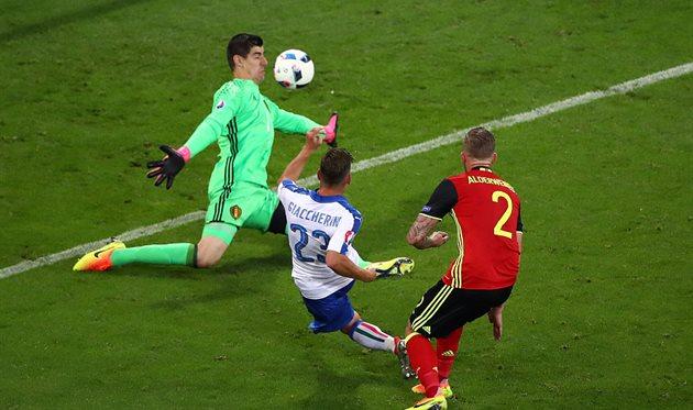 Бельгия - Италия, сухой первый тайм?