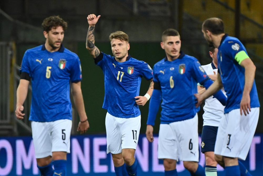 Сборная Италии на Евро-2020
