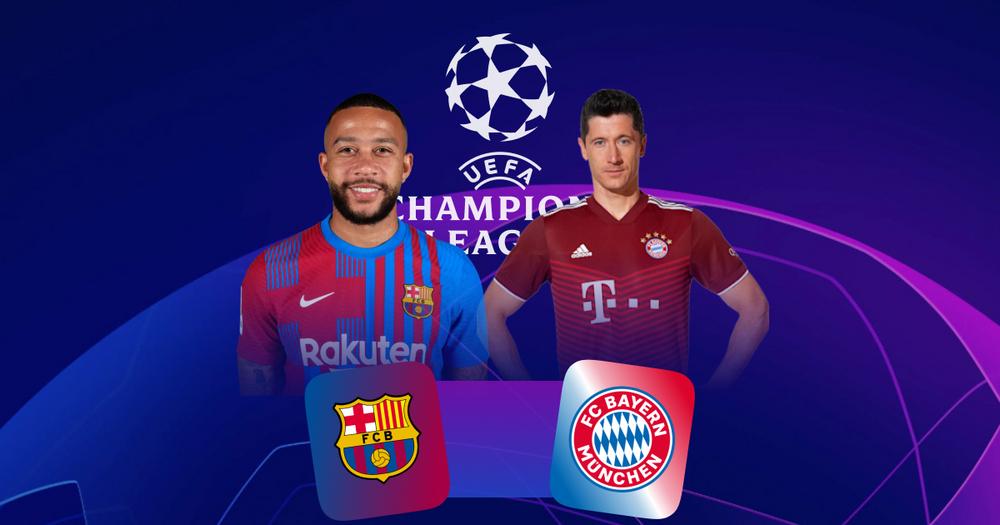 «Барселона» - «Бавария»