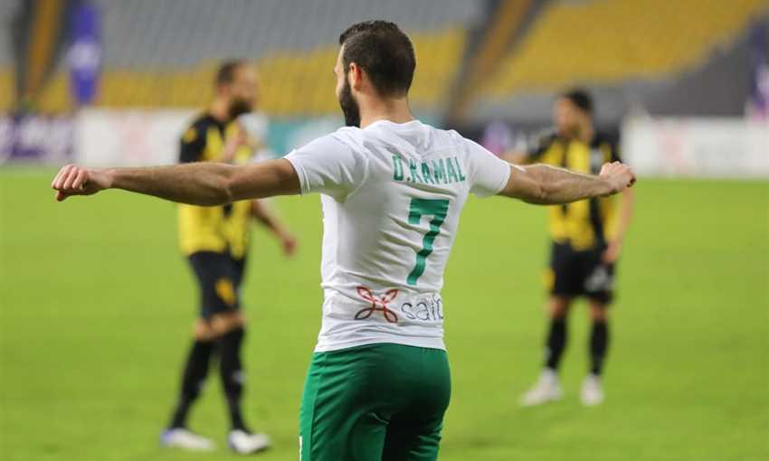 Большую часть своих голов нападающий «Эль-Масри» Омар Камаль забивает во вторых таймах