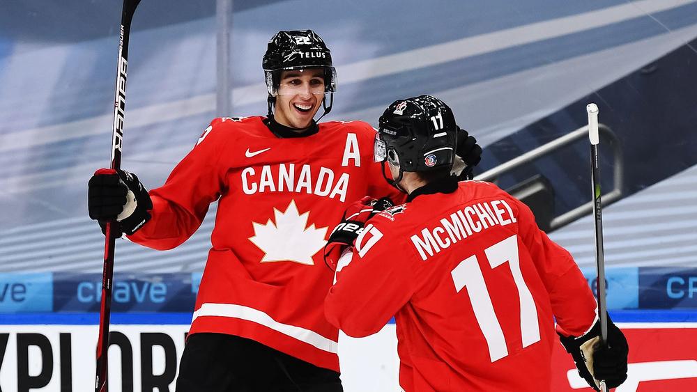 Канадцы легко дошли до полуфинала