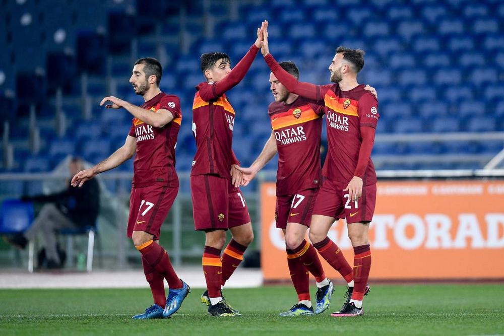 Рома способна взять три очка в игре с Болоньей!