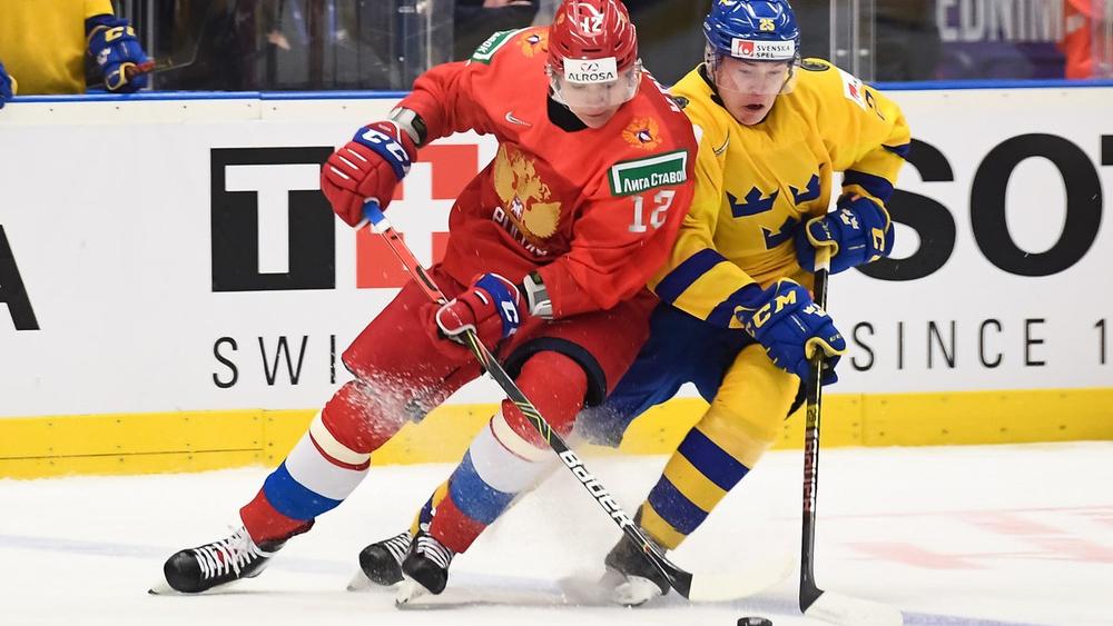 Россия —Швеция