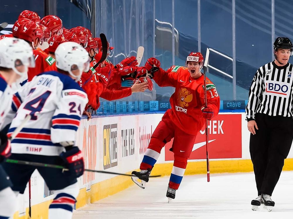 Чехи неоднократно играли с россиянами в рамках МЧМ