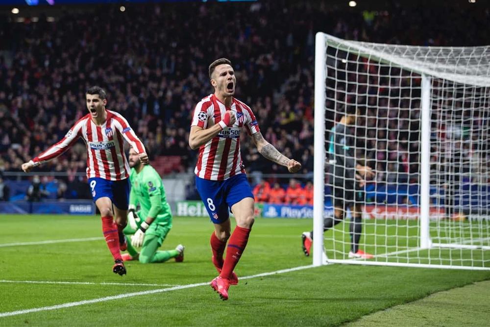 «Атлетико» Мадрид не позволил «Ливерпулю» защитить титул в ЛЧ 2019/20