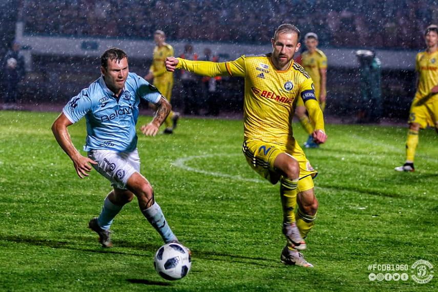 БАТЭ – Динамо Брест: прогноз на центральный матч 2 тура в чемпионате Беларуси