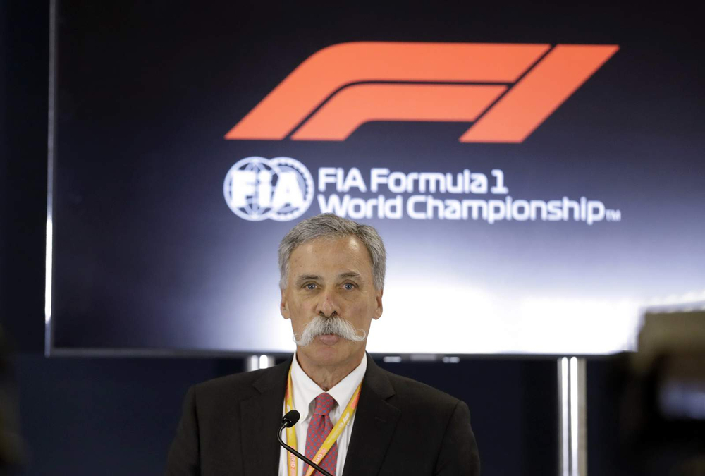 генеральный директор «Формулы-1» Чейз Кэри