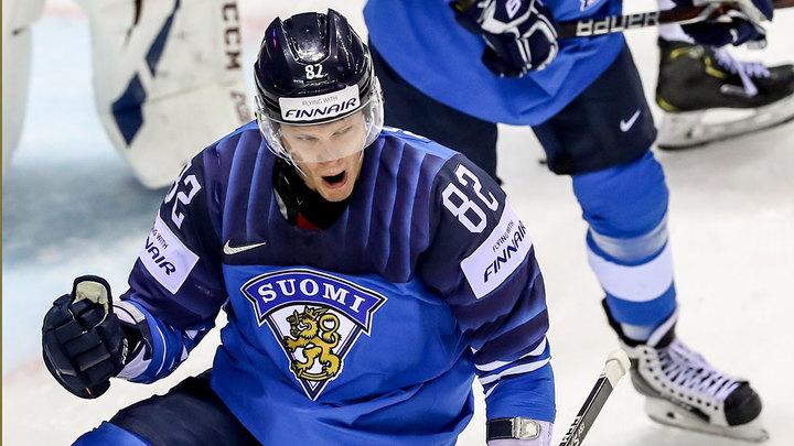 32-летний атакующий игрок Харри Песонен до конца текущего сезона будет выступать за казанский Ак Барс в КХЛ