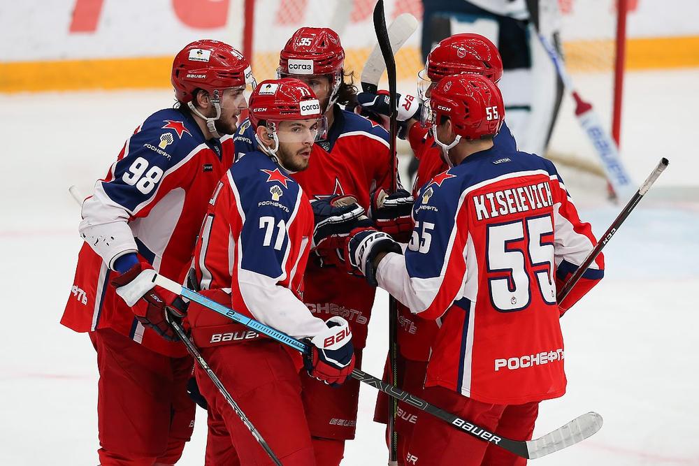 ЦСКА необходимо наращивать отрыв от соперников
