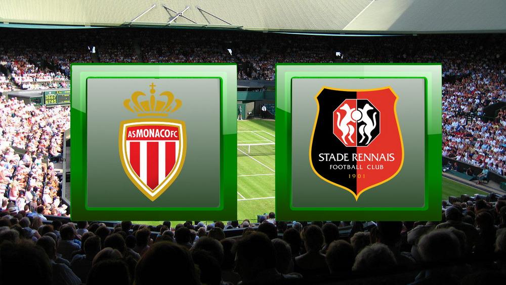Логотипы «Монако» и «Ренна»
