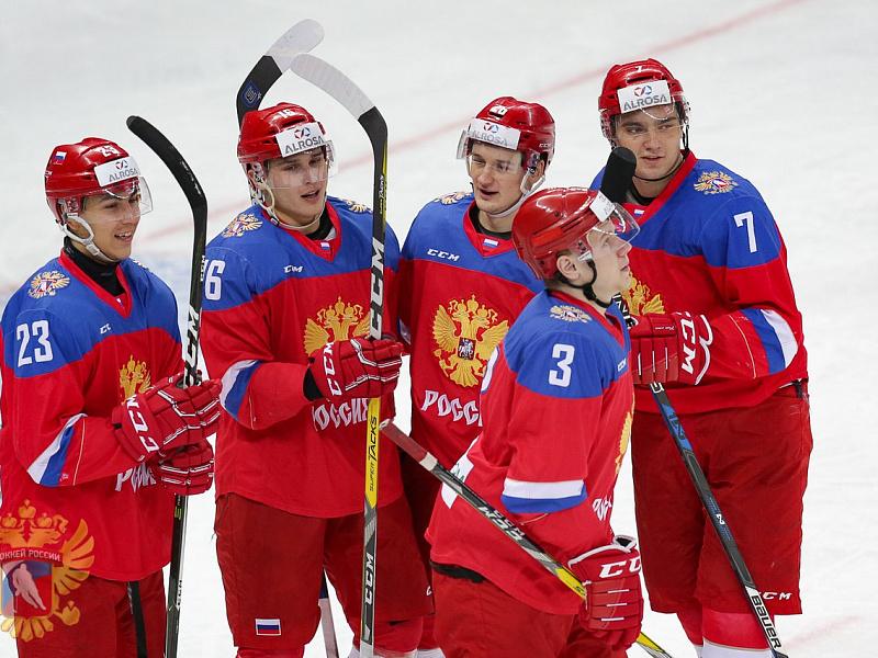 Канада U20 —Россия U20 в финале МЧМ-2020