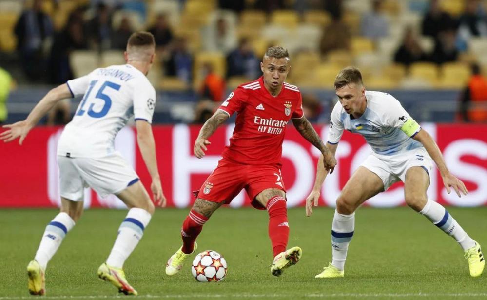 «Динамо» Киев – «Бенфика»: 0:0