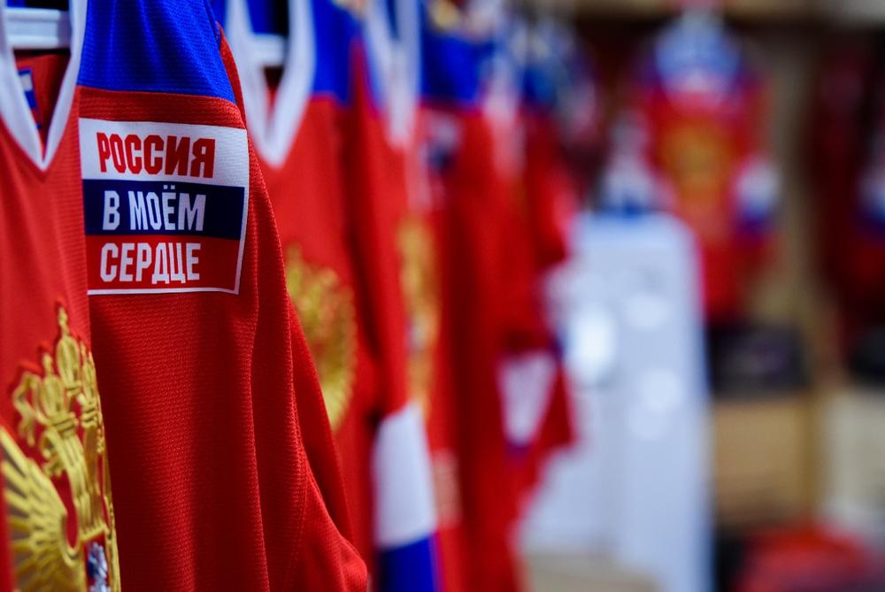 Во втором матче Кубка Первого канала сборная России выиграла у чешской команды со счетом 4:1