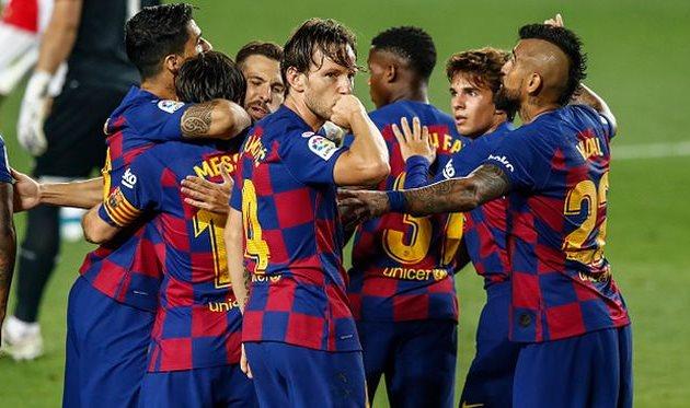 Фк Барселона возьмёт Кубок Короля!