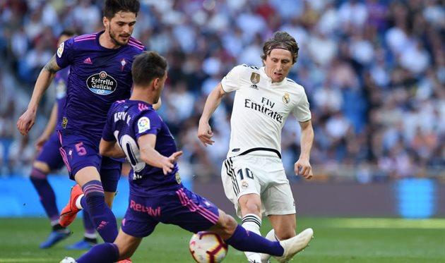 Сельта - Реал Мадрид