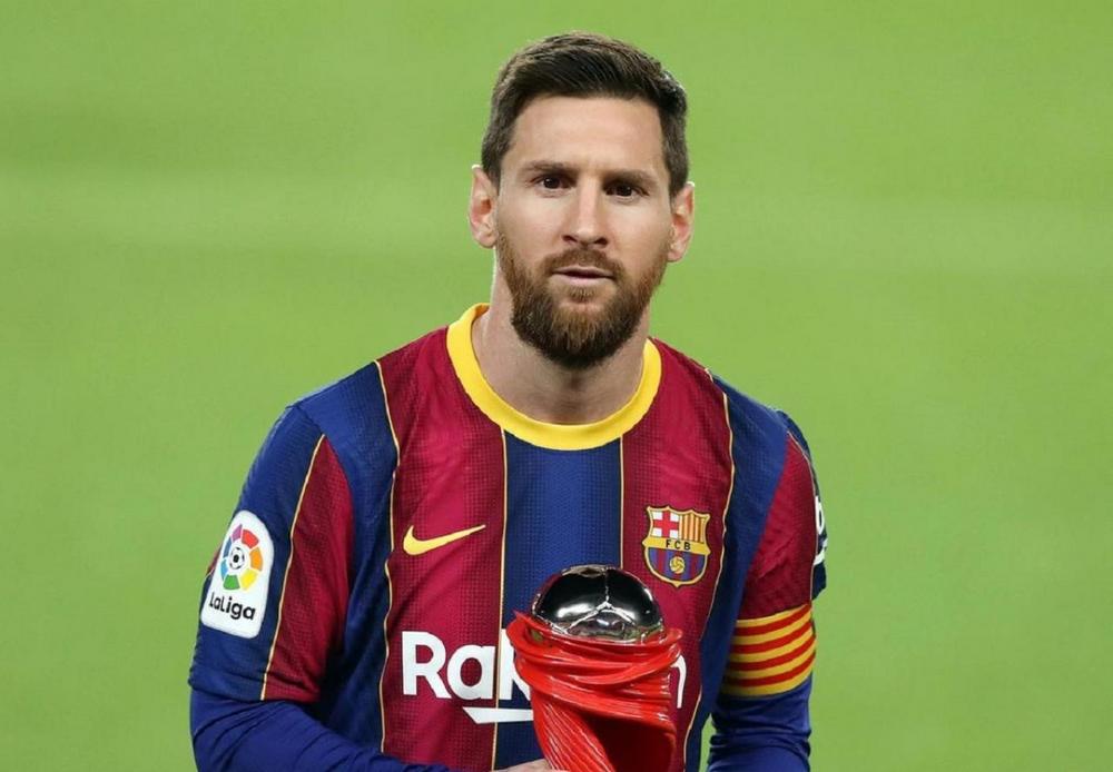 Лионель Месси является одним из основных претендентов на звание лучшего футболиста мира в этом году