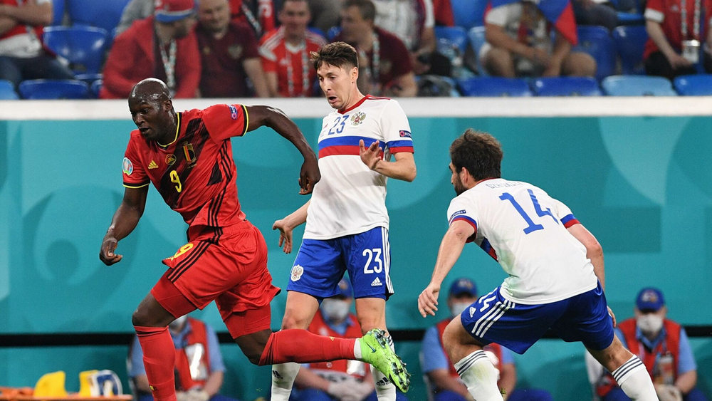 Россияне крупно проиграли Бельгии - 0:1