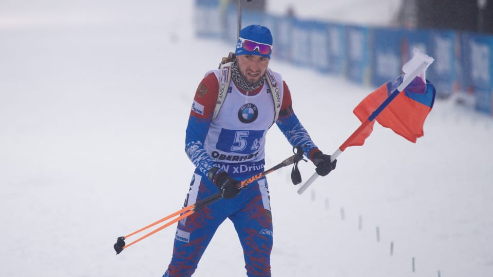 Александр Логинов, Оберхоф-2019