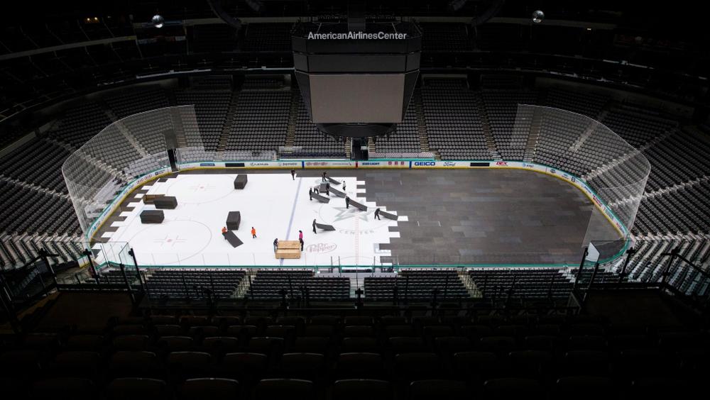 Руководство Национальной хоккейной лигиопределилось с составом дивизионов в предстоящем сезоне