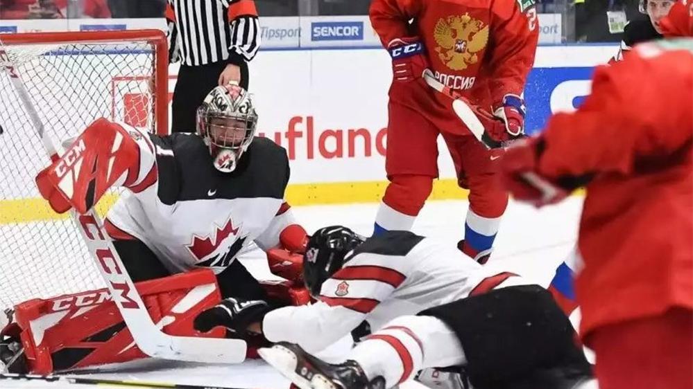 Сборная России(U-20) - Сборная Канады(U-20)