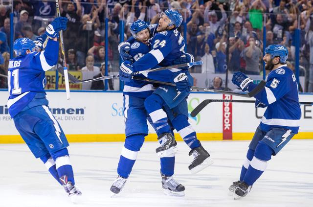 Любопытный обмен произвели клубы НХЛ Тампа и Оттава