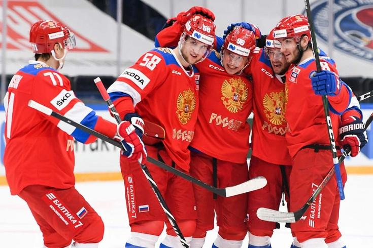 Сборная России обыграла Финляндию и выиграла Кубок Первого канала