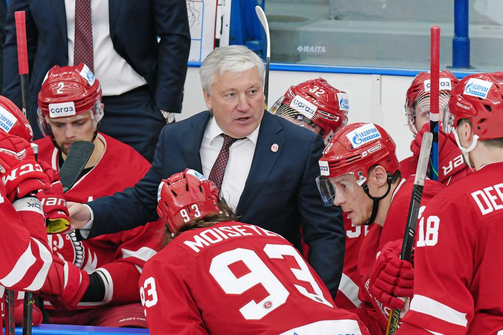 Преимущество ЦСКА в таблице уже не является безоговорочным