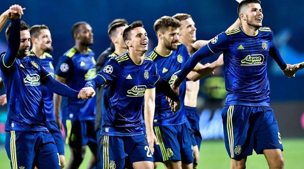Уже в первом туре Лиги Европы «Динамо» предстоит матч с серьёзным соперником