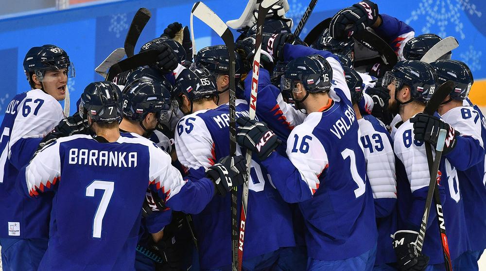 У США одна из самых стабильных команд на турнире