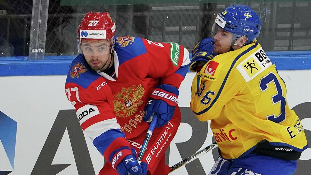 Соперник оказал россиянам достойное сопротивление