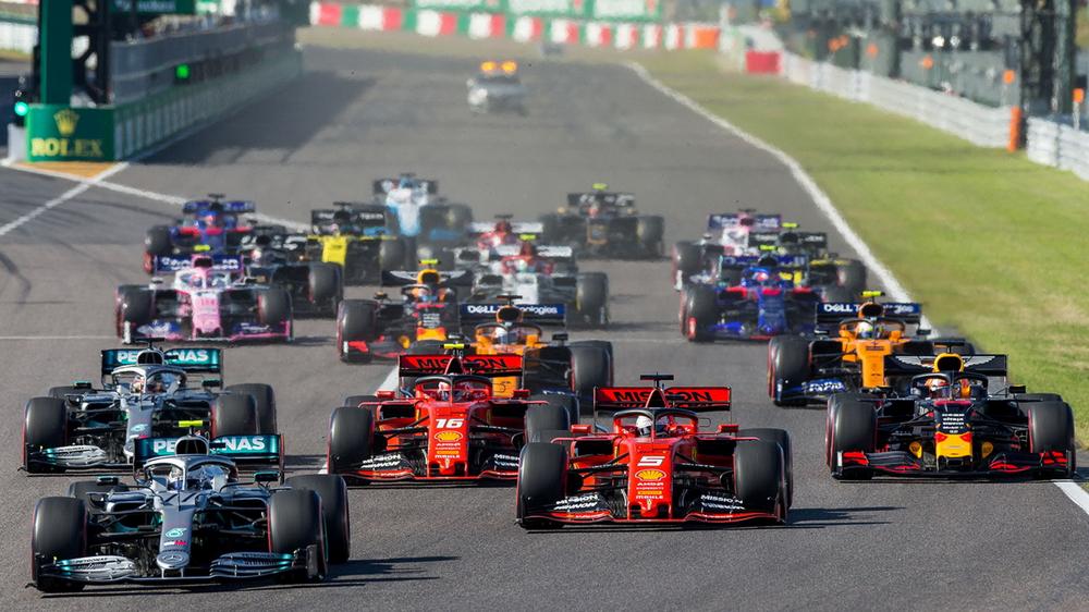 Гонка «Формулы-1»
