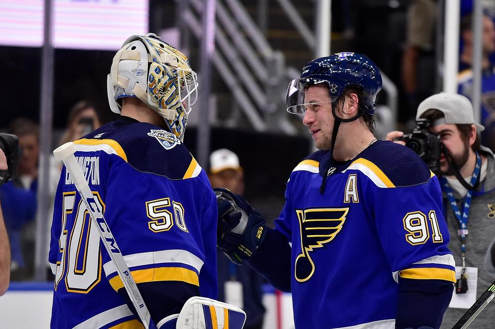 Тарасенко начнет новый сезон НХЛ в «Сент-Луисе»