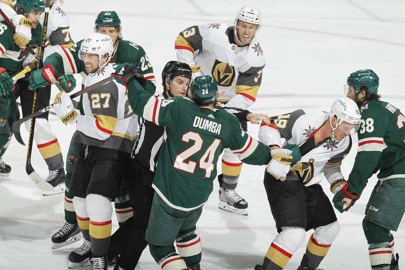 Миннесоте в плей-офф НХЛ достался Вегас. Есть ли шансы у Капризова и компании?