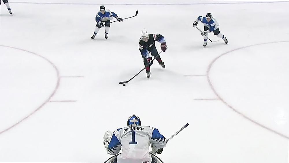 Молодежная сборная Канады по хоккею с «золотом» 2020 года