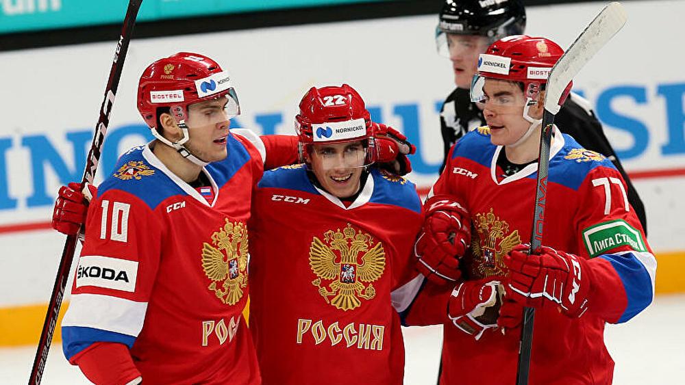 Сборная России отлично проявила себя в Финляндии