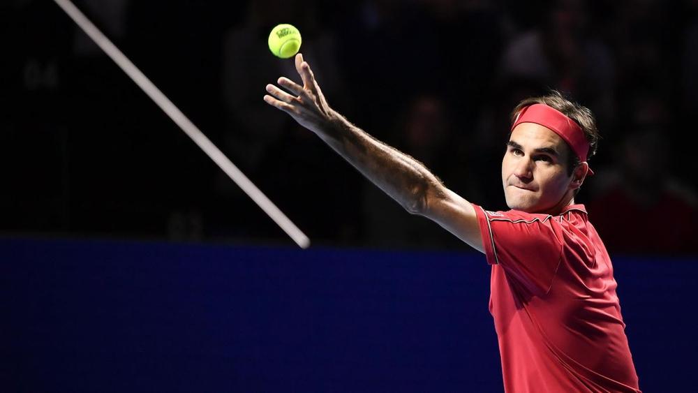 Роджер Федерер двадцать раз побеждал в турнирах Большого шлема