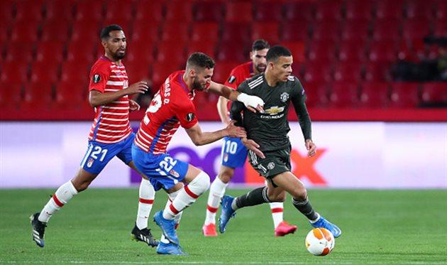 Гранада - Манчестер Юнайтед 0:2.