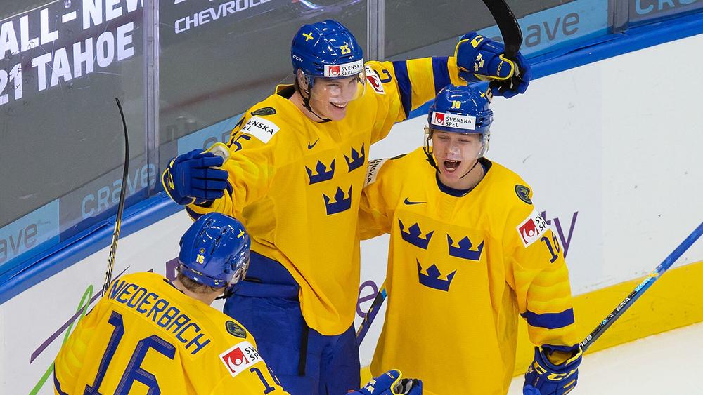 Сборная Швеции не заметила сопротивления Австрии (4:0)