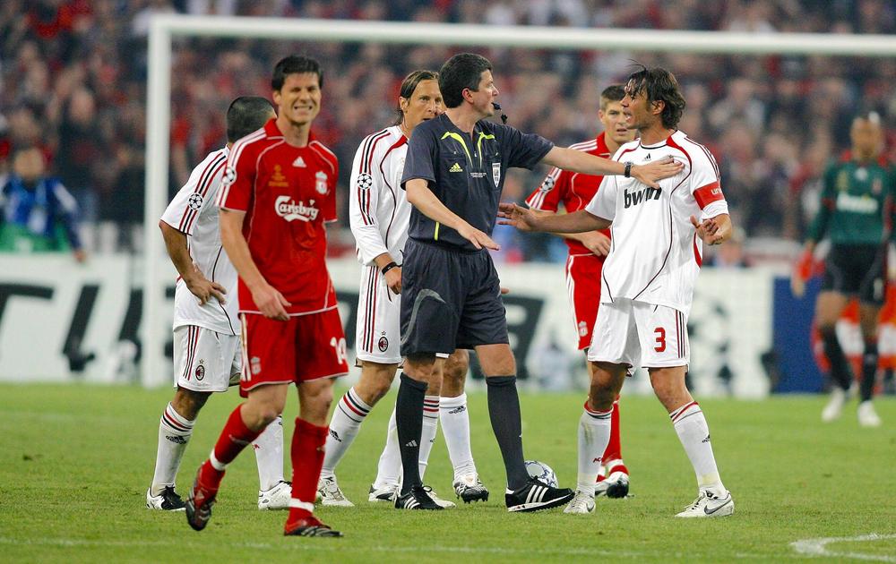 «Ливерпуль» и «Милан» в финале ЛЧ, 2007 год